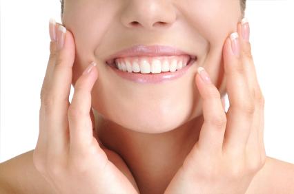 白い歯イメージ
